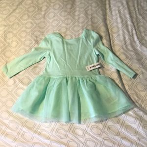 Little girls tutu dress
